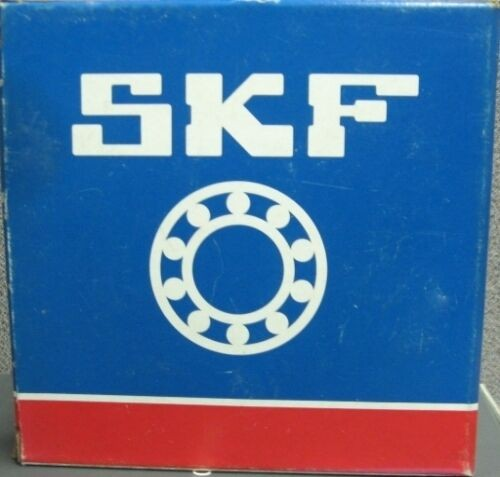 SKF 6207 ZJEM LIGHT SERIES DEEP GROOVE BALL BEARING, DEEP GROOVE DESIGN, ABEC...