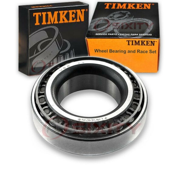 Timken Front Wheel Bearing & Race Set for 1982-1983 Jeep J20 Left Right uq