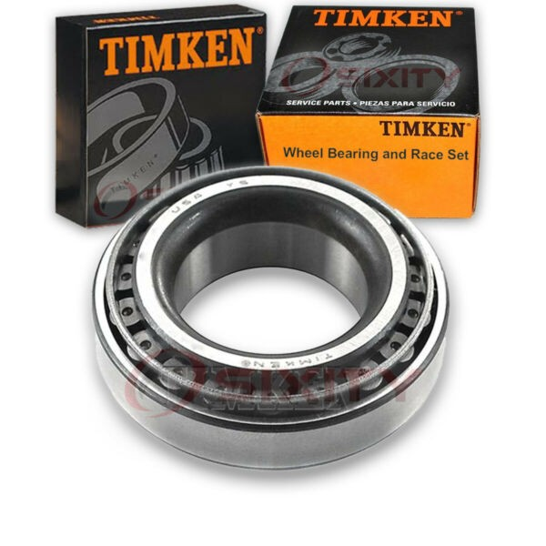 Timken Front Inner Wheel Bearing & Race Set for 1975-1981 Volvo 244  zr
