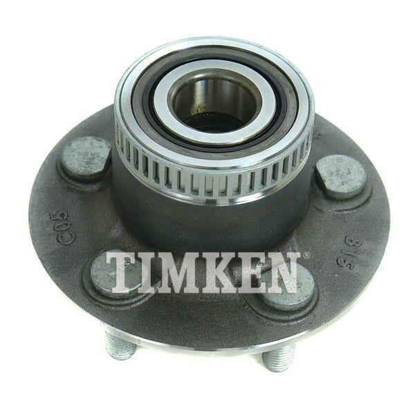 Wheel Bearing and Hub Assembly-Axle Bearing and Hub Assembly Rear Timken 512220