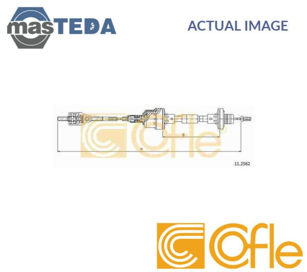 COFLE CLUTCH CABLE RELEASE 112562 P NEW OE REPLACEMENT
