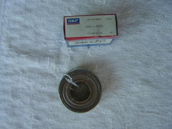 NIB  SKF EXPLORER  Bearing    3306 A-2Z/C3