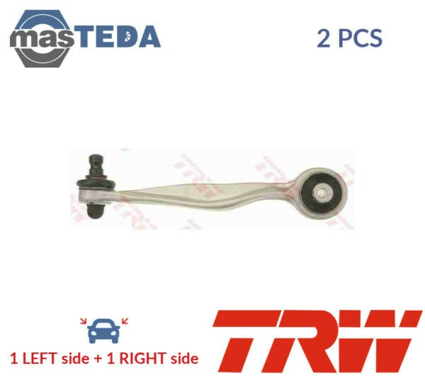 2x TRW FRONT LH RH TRACK CONTROL ARM PAIR JTC347 I NEW OE REPLACEMENT