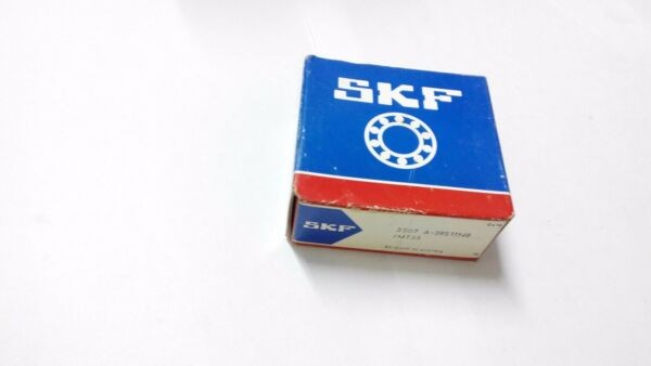 SKF 3207A-2RS1TN9/MT33 Angular Contact Ball Bearing Double Row