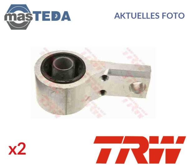 2x TRW Rear Wishbone Bearing Bearing Bushing JBU713 G NEW OE QUALITY
