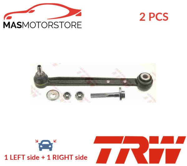 2x JTC923 TRW LOWER LH RH TRACK CONTROL ARM PAIR P NEW OE REPLACEMENT