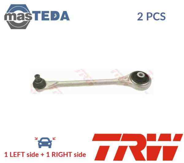 2x TRW UPPER FRONT LH RH TRACK CONTROL ARM PAIR JTC996 I NEW OE REPLACEMENT