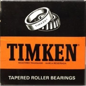 TIMKEN 417 TAPERED ROLLER BEARING, SINGLE CONE, STANDARD TOLERANCE, STRAIGHT ...