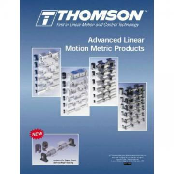 THOMSON SSU24 LINEAR BEARING