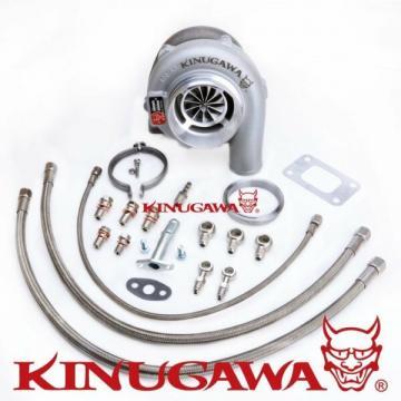 "Kinugawa Ball Bearing Turbo 4"" GTX3071R w/ .82 T3 For NISSAN RB20&RB25 Top Mount"