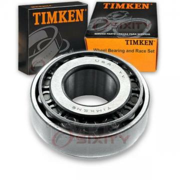 Timken Front Outer Wheel Bearing & Race Set for 1960 Dodge W300 Series  nm