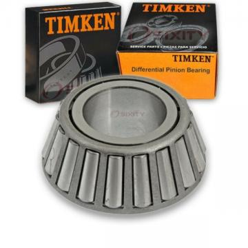Timken Rear Outer Differential Pinion Bearing for 1968-1972 Plymouth Fury I  oa