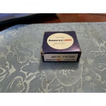 NSK Hoover Ball Bearing 6301VV C3E