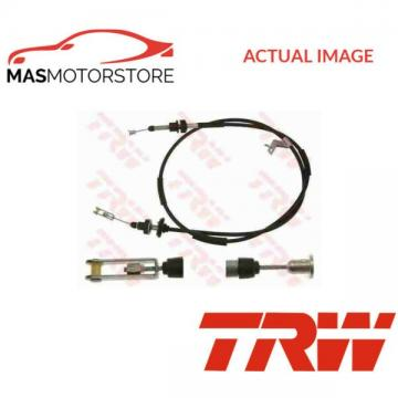 GCC3101 TRW CLUTCH CABLE RELEASE G NEW OE REPLACEMENT