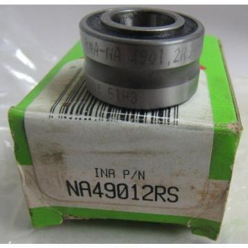 INA BEARING COMPANY NA49012RS