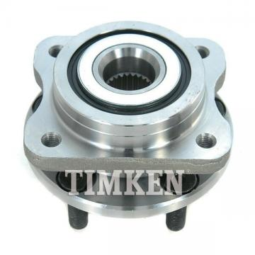 Wheel Bearing and Hub Assembly Front Timken 513075