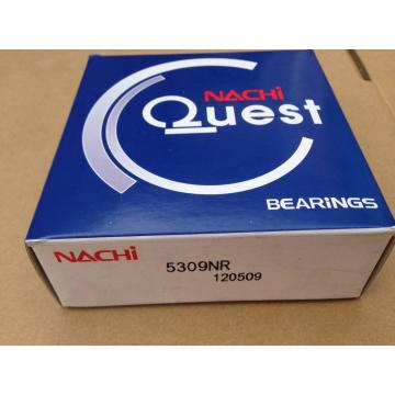 NACHI DOUBLE ROW SPHEREICAL BALL BEARING 22211EXW33K C3 NIB