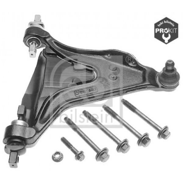 Handlebar, suspension for suspension Front Axle Febi Bilstein 15152 #1 image